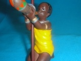 9013-003 Child Figurine Yellow
