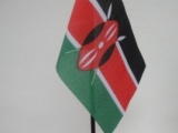 6283 Table Flag 4 by 6 Inch Standard